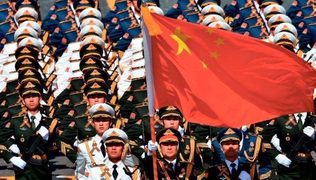 Китай увеличит оборонный бюджет на 6,6%