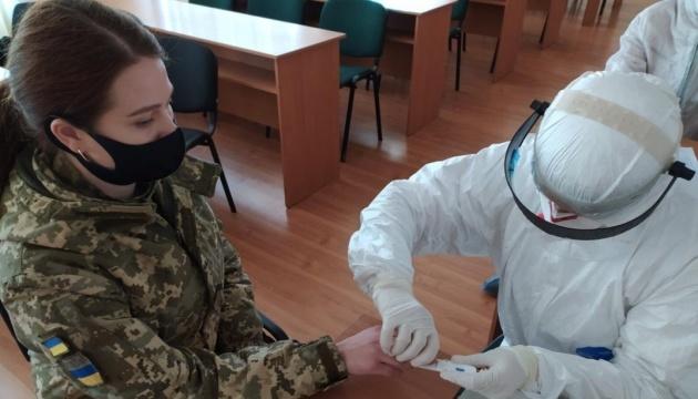 Coronavirus : Six nouveaux cas signalés dans les Forces armées de l'Ukraine