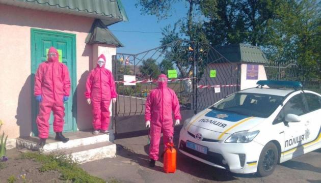 У будинку для літніх людей на Рівненщині виявили ще 12 інфікованих коронавірусом