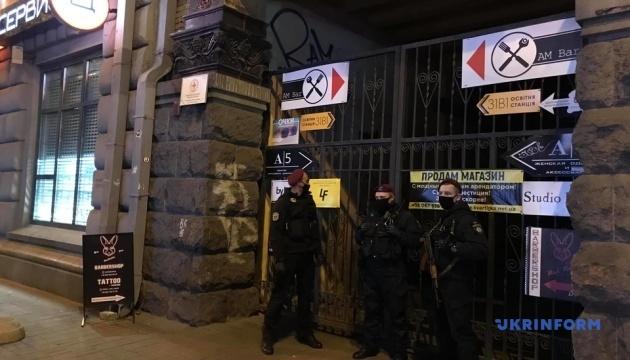 Крищенко: Поліція переглядатиме камери спостереження в офісі Давиденка