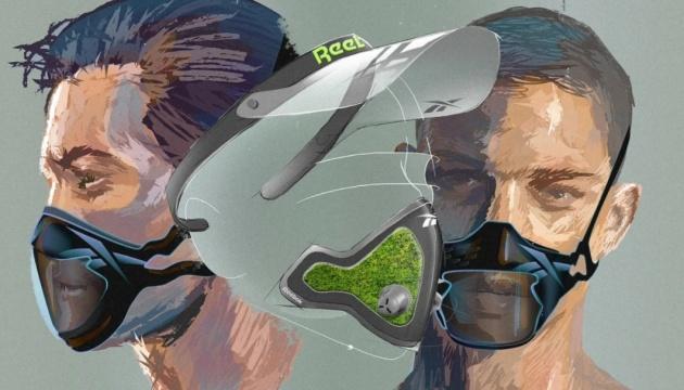 Reebok представив прототипи інноваційних захисних масок
