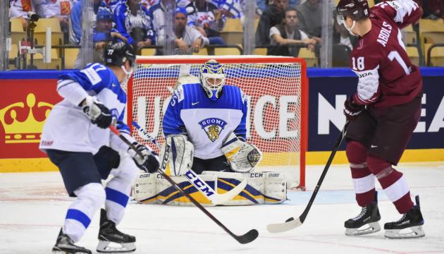 Збірні Латвії і Фінляндії зіграють у фіналі віртуального чемпіонату світу з хокею