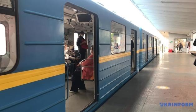 U-Bahn in Kyjiw fährt wieder