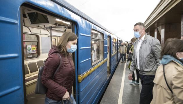 Київ закупить близько 50 нових вагонів метро