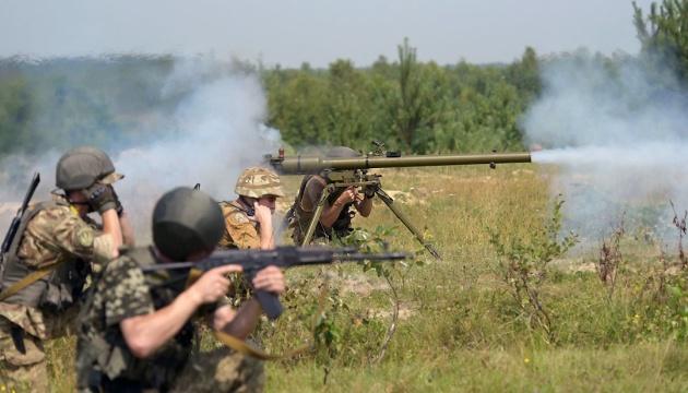 Donbass: Ein Soldat tot und ein weiterer verletzt