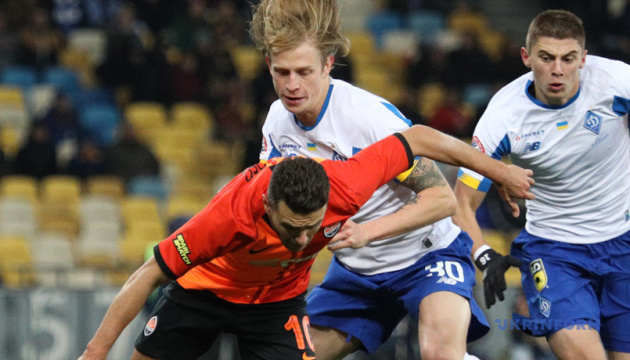 Shakhtar-Dynamo match to be played in Kyiv on May 31