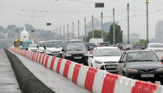 Kijów zajmuje siódme miejsce na świecie pod względem liczby korków