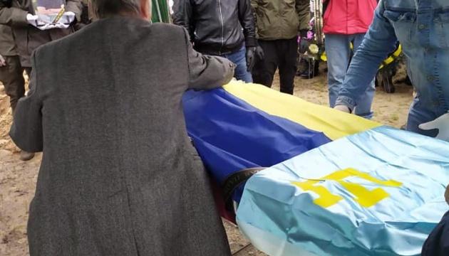 У Києві поховали одного із семи застрелених на Житомирщині
