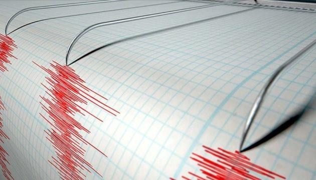 Біля берегів Туреччини стався землетрус