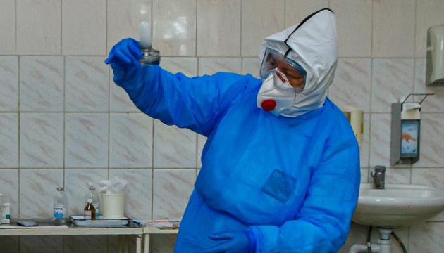 In Ukraine 3.565 neue Coronavirus-Fälle gemeldet