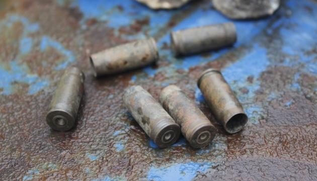Військовий сапер знайшов на околиці Попасної історичні артефакти