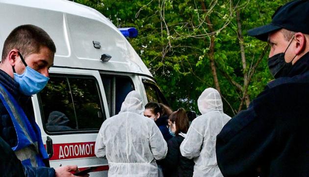 In Ukraine 2.675 neue Coronavirus-Fälle binnen des Tages