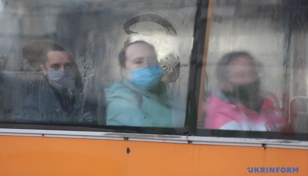 У «червоній» Полтаві не припинятимуть роботу транспорту