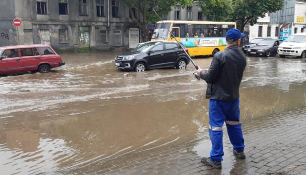 В Одесі за день випала майже двомісячна норма опадів