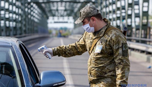 Ukraine schließt Grenzen für Ausländer bis Ende September - Regierungschef Schmygal