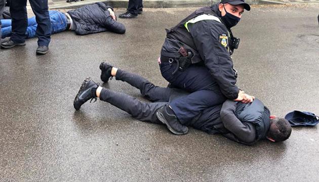 Троє учасників стрілянини у Броварах поранені - Геращенко