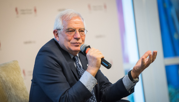 Josep Borrell se rend en Ukraine la semaine prochaine