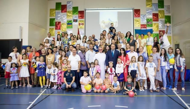 Українська школа в Дубаї проводить карантинне «Шоу талантів»