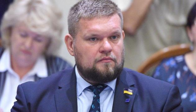 Андрій Клочко, голова Комітету ВР з питань організації державної влади,  місцевого самоврядування, регіонального розвитку та містобудування