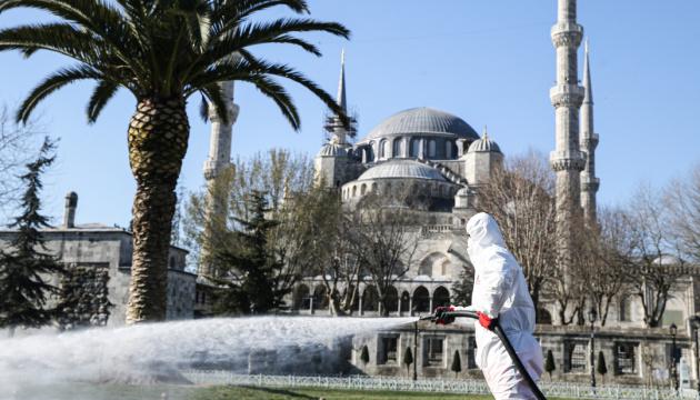 Турция открыла мечети после 74-дневного перерыва