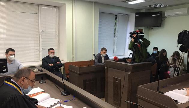 У Броварах суд обрав запобіжний захід першому з 21 фігуранта перестрілки