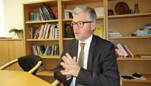 Ексканцлер Шредер увійде в історію як лобіст Кремля в Німеччині – посол Мельник