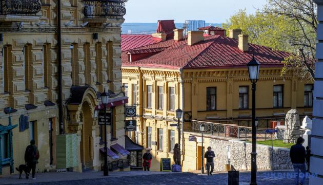 Від початку року Київ відвідали 116 тисяч іноземців – КМДА