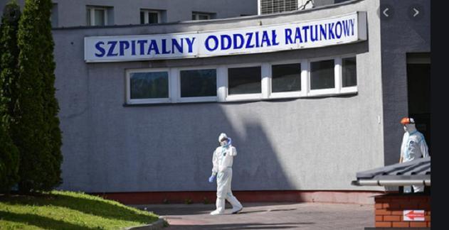 Польща та Україна захворіли майже одночасно
