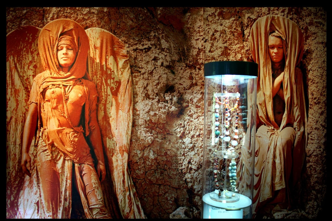 """У заповіднику """"Ольвія"""" відкривається унікальна виставка панно у техніці геліографіті"""