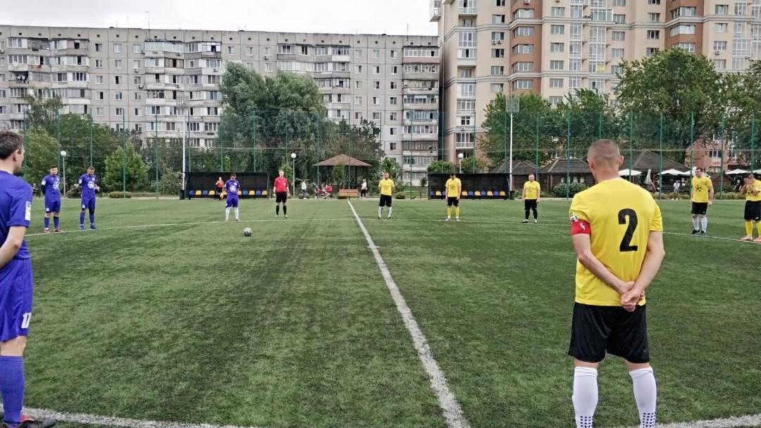 Стартував чемпіонат України з футболу серед команд Ліги учасників АТО