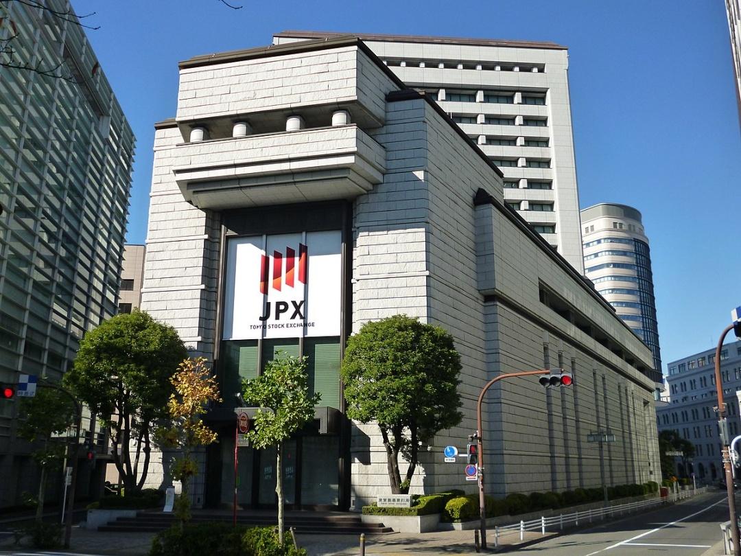 Фондова біржа в Токіо