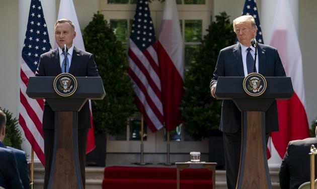 Дуда, Трамп / Фото: The White House