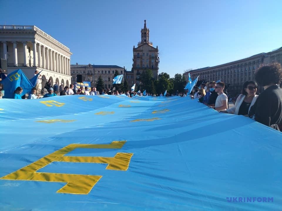 Крымскотатарского национального движения фото