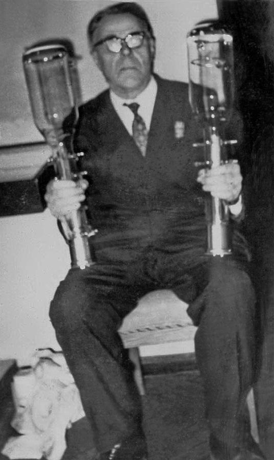 І. П. Белянський, 1974 р.