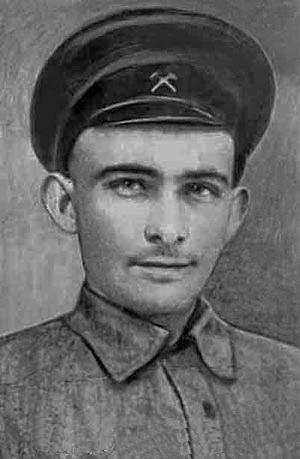 Борис Грабовський, 1928 р.