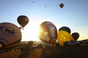 Фестиваль повітряних куль на Львівщині змінює формат