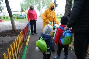 Открытие детсадов после карантина: в Харькове их посетила лишь треть воспитанников