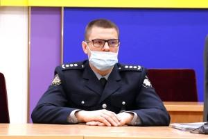 В Виннице представили нового руководителя областной полиции