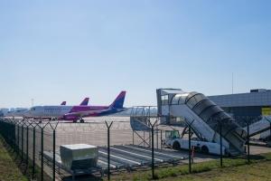 """Аеропорт """"Київ"""" опублікував відеозвернення до Саакашвілі"""