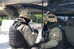 Поліція ввела у Києві спецоперацію через мінування мосту Метро