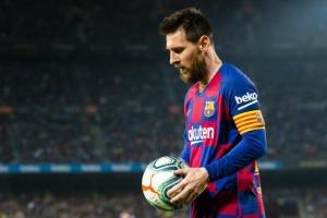 """Месси не сможет покинуть """"Барселону"""" свободным агентом"""