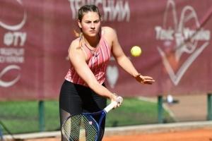У фіналі турніру в Ірпені зіграють Маріанна Закарлюк та Марта Костюк