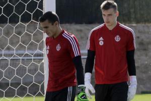 Лунин возвращается в «Реал» и будет дублером Куртуа