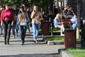 Київ на 1 червня критеріям послаблення карантину не відповідає. Але послаблює