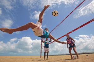 У Києві в Х-Парку відбудеться турнір з футволею