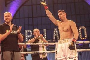 Українець Захожий у жовтні може боксувати за титул WBC Francophone