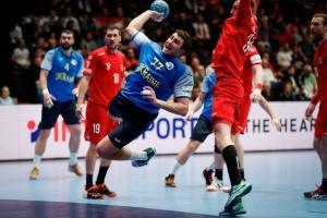 Сборная Украины по гандболу 16 июня получит соперников в квалификации Евро-2022