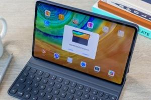 Huawei представила новый 5G-планшет