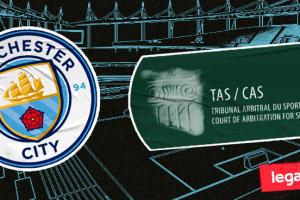 """CAS рассмотрит апелляцию """"Манчестер Сити"""" на отстранение от Лиги чемпионов УЕФА"""