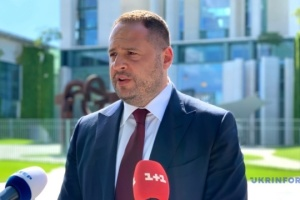 Yermak, Merkel's advisers discuss intensifying negotiations on Donbas, bilateral cooperation